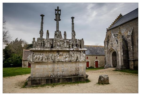 Chapelle de Tronoën