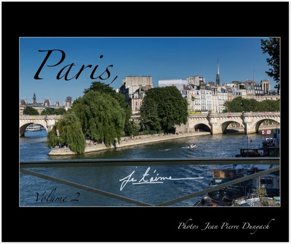 Paris je t'aime vol 2