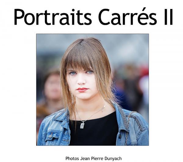 Portraits Carrés II